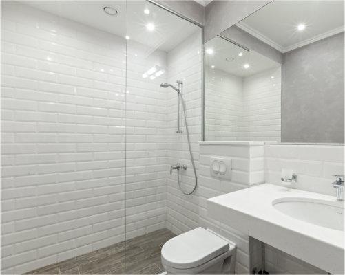 Las caídas en las duchas y baños se pueden evitar